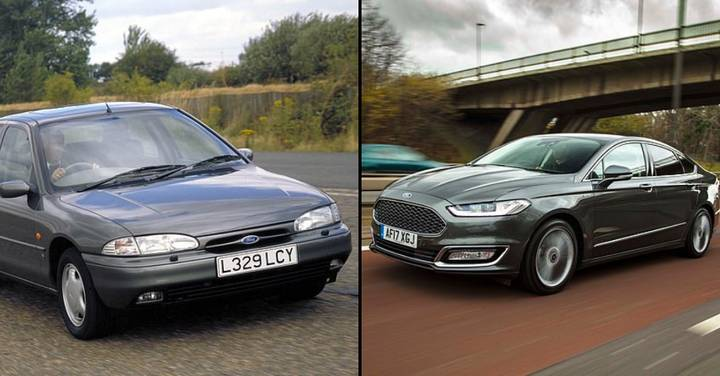 Ford Mondeo Is Being Discontinued After Nearly 20 Years In Production