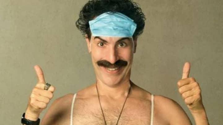 Borat 2 Has Finally Dropped On Amazon Prime