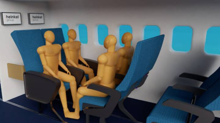 New 'Flex Economy' Seat Design Submitted For Airline Consideration