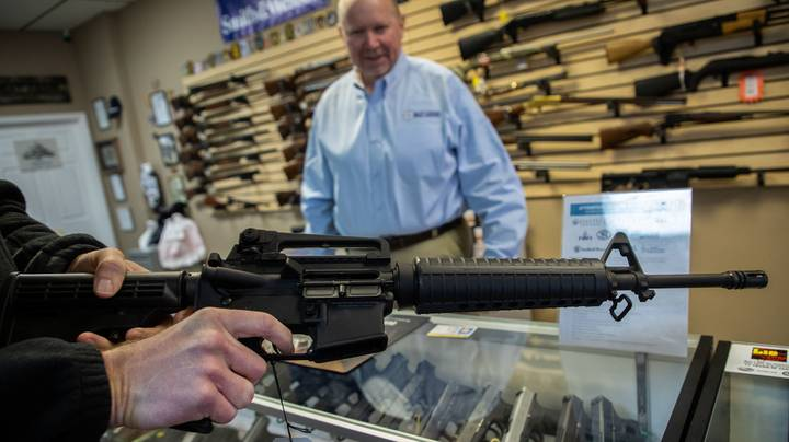 US Gun Stores Are Running Out Of Weapons And Ammo Ahead Of Biden's Inauguration