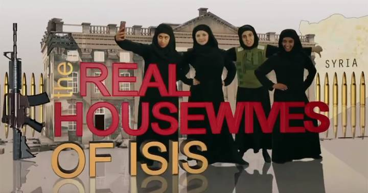 'The Real Housewives Of ISIS' Has Really Pissed Off A Lot Of People