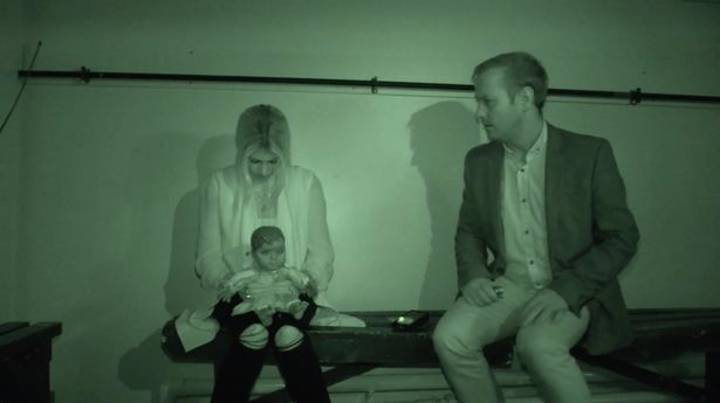 Paranormal Investigator 'Thrown Across The Room' By Angry Child Ghost