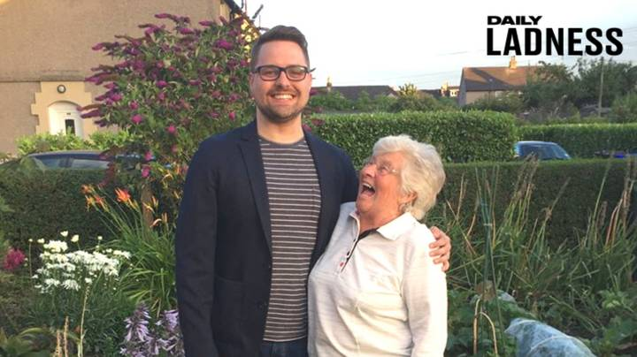 Scottish Lad Takes Bagpiper Round To Isolated Grandma's House To Sing Happy Birthday