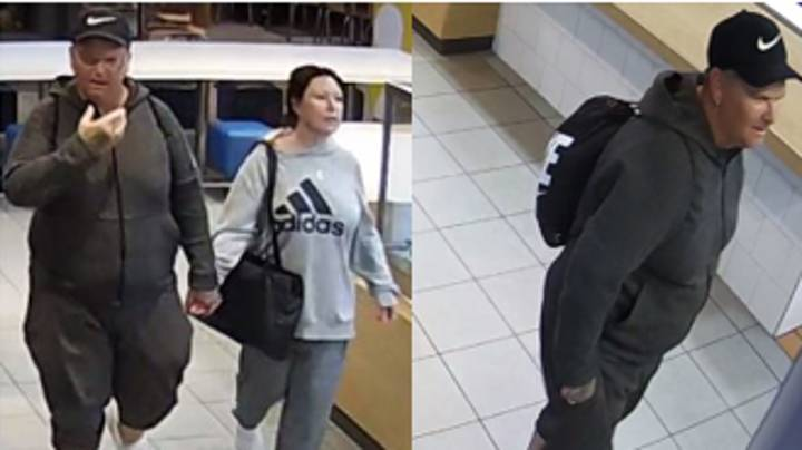 Police Appeal For Information On Melbourne Pair After Bushfire Charity Box Stolen