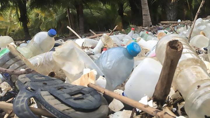 Welcome To The Plastic Beach: Shocking Footage From Mexico Shows Extent Of Plastic Waste Problem