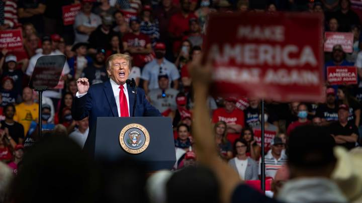 Trump Rallies May Have Led To 700 Coronavirus Deaths And 30,000 Cases, Study Claims