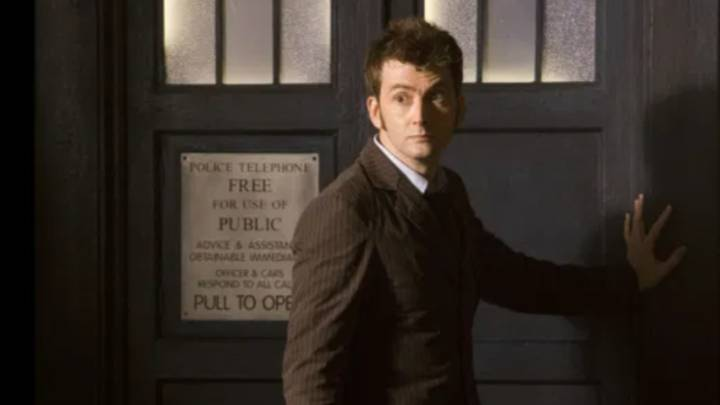 David Tennant Voted The Best Doctor Who