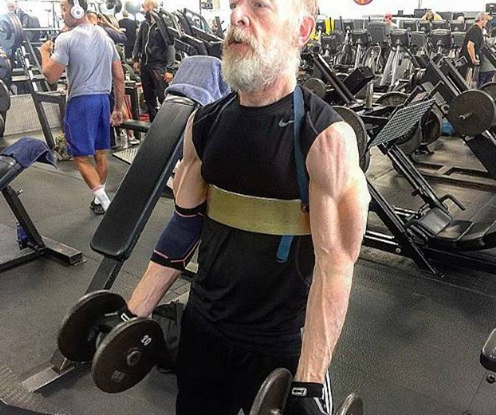 JK Simmons Responds To Those Viral Photos Of Him In The Gym