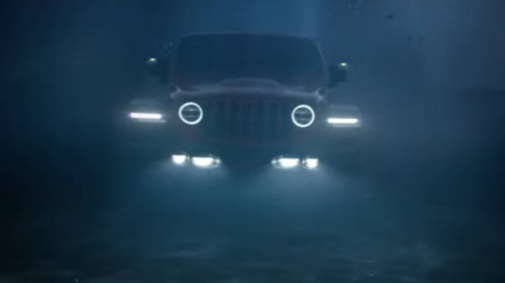 Jeeps May Be Able To Drive Underwater In Future, Says CEO
