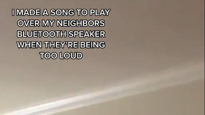 Man Hacks Neighbours' Bluetooth Speaker To Tell Them They're Too Loud