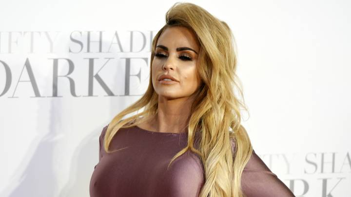 Katie Price 'Arrested For Drunk Driving' Her Pink Range Rover After Birthday Party