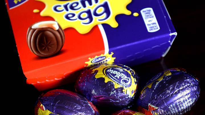 People Shocked To Discover How Much Sugar Is In A Cadbury Creme Egg