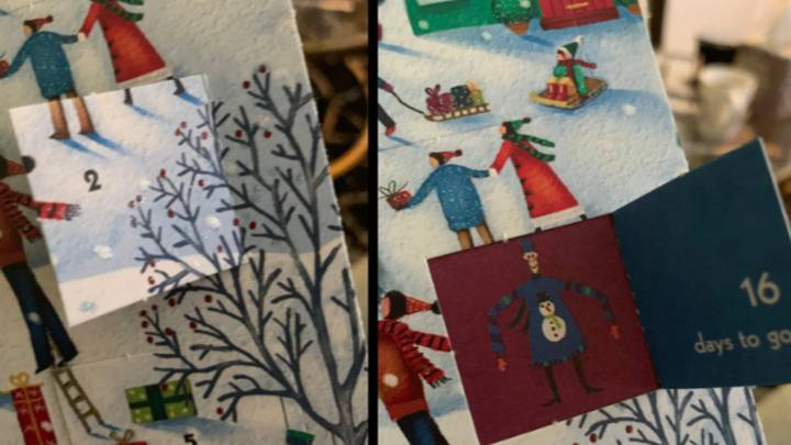 People Confused Over John Lewis Advent Calendar Mistake