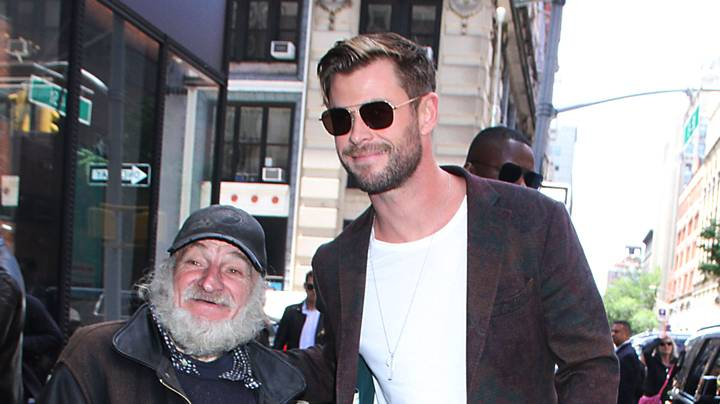 'Homeless Man' Has Appeared In Over 100 Hollywood Movies