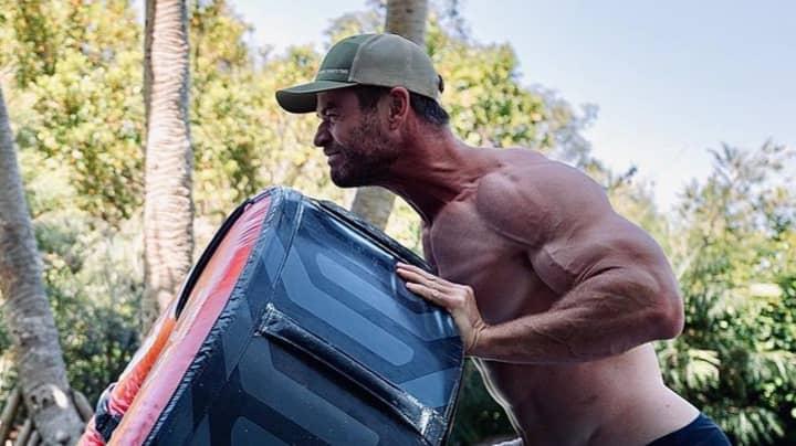 Hulk Hogan Believes Chris Hemsworth Is Now Ready To Play Him In A Biopic Movie
