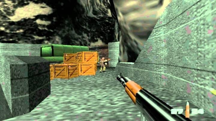 GoldenEye 007 N64 Game Is 22 Years Old