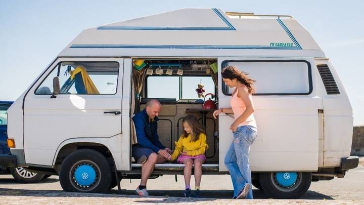 Galway Family Release Camping Cookbook Inspired By Lockdown Life On The Road