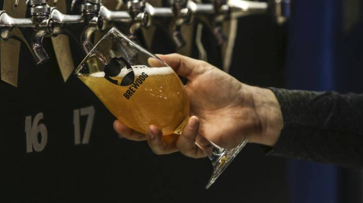 BrewDog Is Going To 'Buy Everyone A Beer' Once Lockdown Is Over