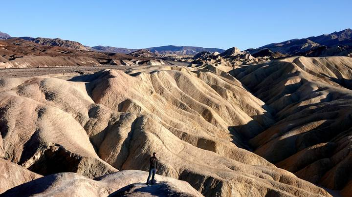 Death Valley Is Not The Hottest Place On Earth, New Data Shows