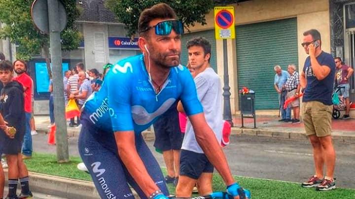 Cyclists Legs Look Hulk-Like Following Gruelling Race In Spain
