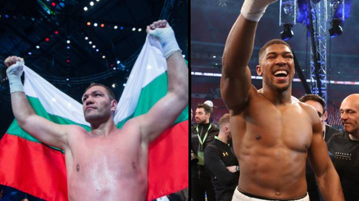 Anthony Joshua 'Can't Wait To Get Back In The Ring' To Face Kubrat Pulev