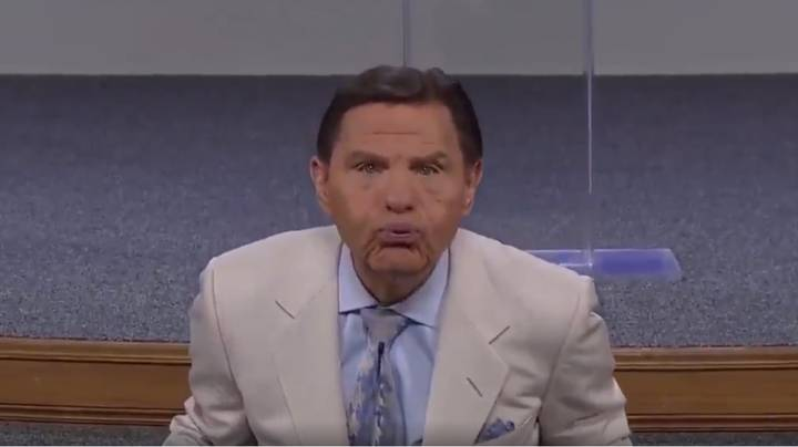 American Pastor 'Destroys' Coronavirus With 'Wind Of God'
