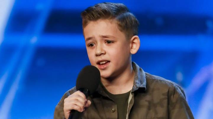 Ten-Year-Old 'BGT' Singer Is A Viral Sensation Thanks To Asda Video