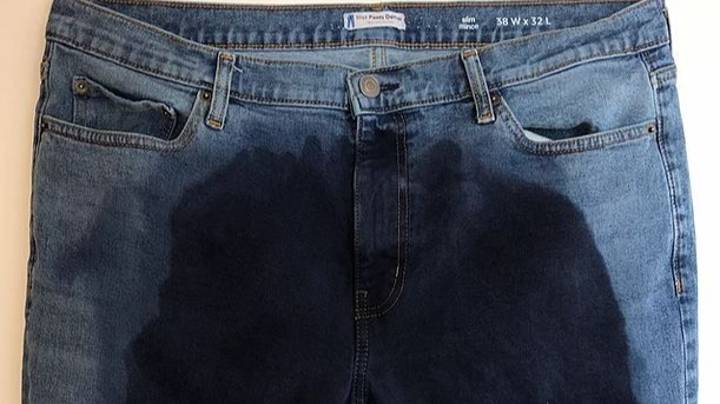 Company Sells 'Wet Jeans' That Make You Look Like You Couldn't Find Toilet