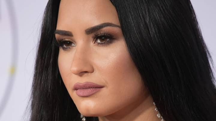 Demi Lovato Films Their First Ever Sex Scene