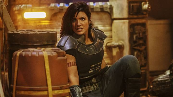 Gina Carano Found Out She Got Fired Over Social Media