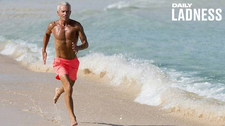 67-Year-Old Ripped Granddad Shares The Secret To How He Stays In Shape