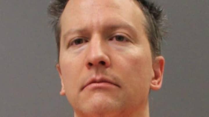 Derek Chauvin Pictured In Prison Clothing Following George Floyd Murder Conviction