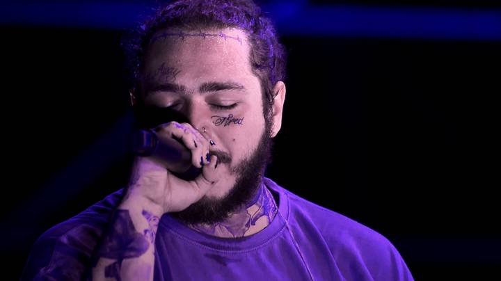Post Malone Nearly Killed In String Of Bad Luck After Touching Cursed Box