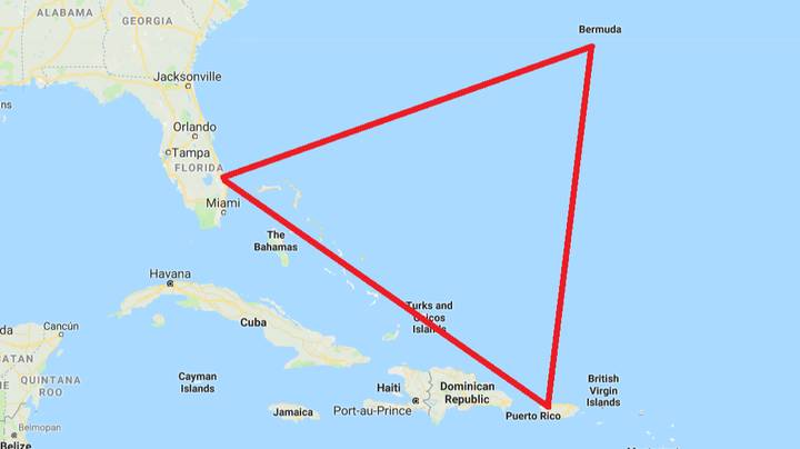 Has The Mystery Behind The Bermuda Triangle Disappearances Finally Been Solved?