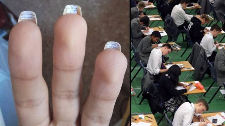 Reddit User Finds Creative Way Of Cheating During Exam