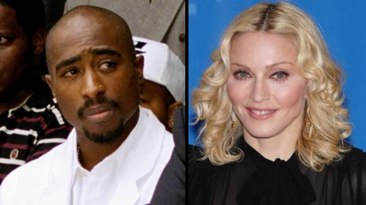 Letter Written While In Prison Reveals Why Tupac Dumped Madonna