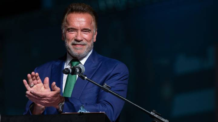 Arnold Schwarzenegger Steps In To Help 102-Year-Old Woman Facing Eviction