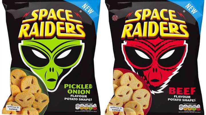 Iceland Releases New Space Raiders And Hula Hoops Potato Shapes