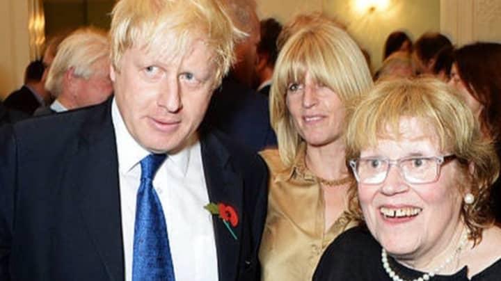 Boris Johnson's Mum Charlotte Johnson Wahl Has Died