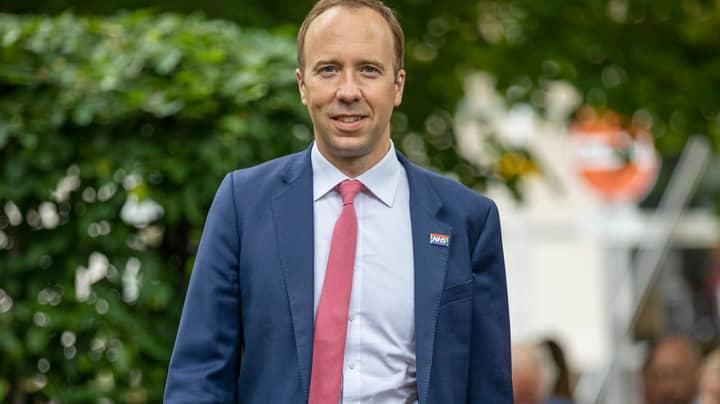Matt Hancock Resigns As Health Secretary