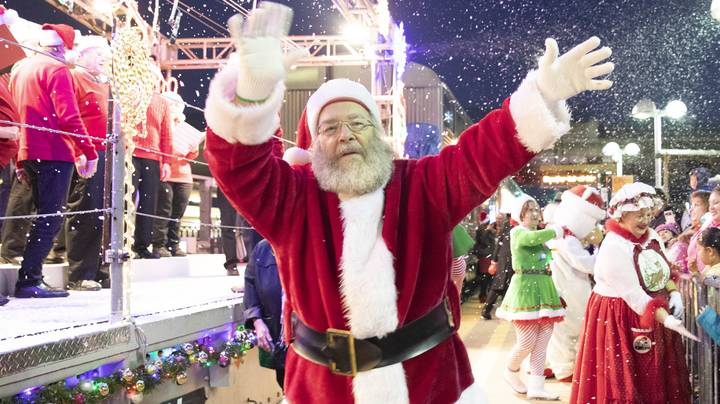 Melbourne Childcare Centre Replaces Santa With 'Sustainability Pirate' For Christmas Party