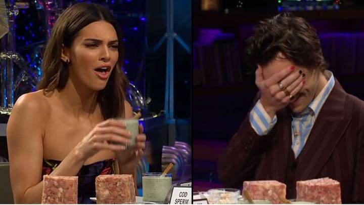 Harry Styles Eats Cod Sperm To Avoid Awkward Question From Ex Kendall Jenner