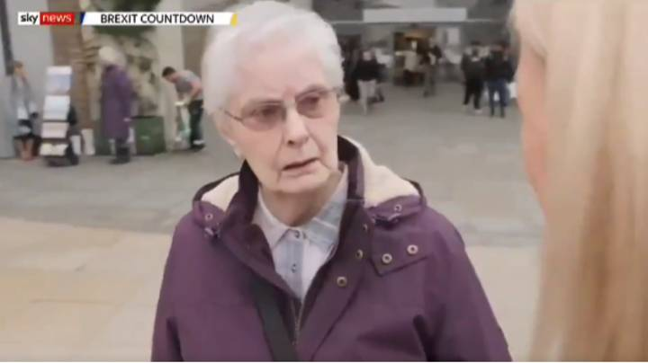 Clip Of Woman Referring To Boris Johnson As 'Filthy Piece Of Toerag' Goes Viral