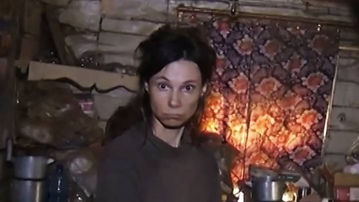 Russian Woman Kept Inside By her Mother For 26 Years Forced To Eat Cat Food