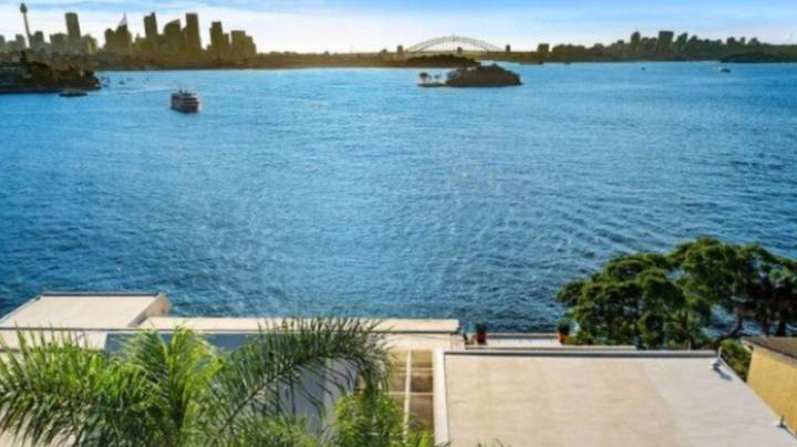 Sydney Waterfront Mansion Sells For Incredible $95m Despite Pandemic
