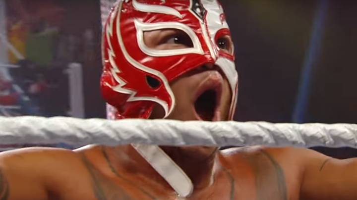 He's Back - WWE's Rey Mysterio Has Signed A Two-Year Deal