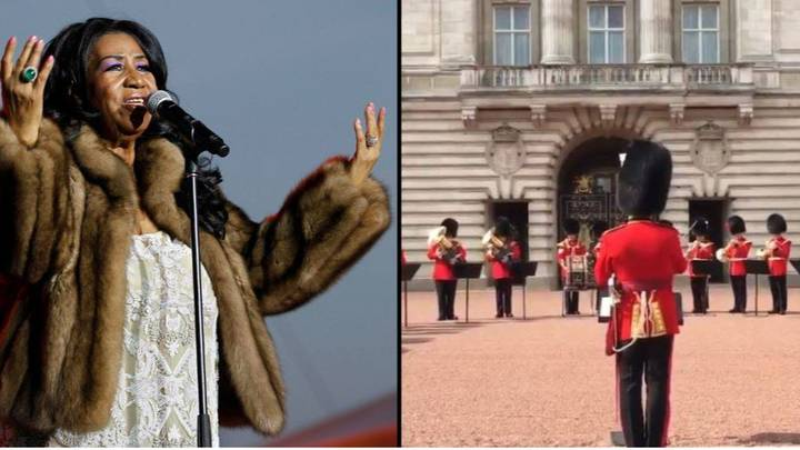 Buckingham Palace Plays Aretha Franklin's 'Respect' On Day Of Funeral