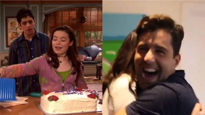 Josh And Megan From 'Drake And Josh' Reunited After Four Years Apart