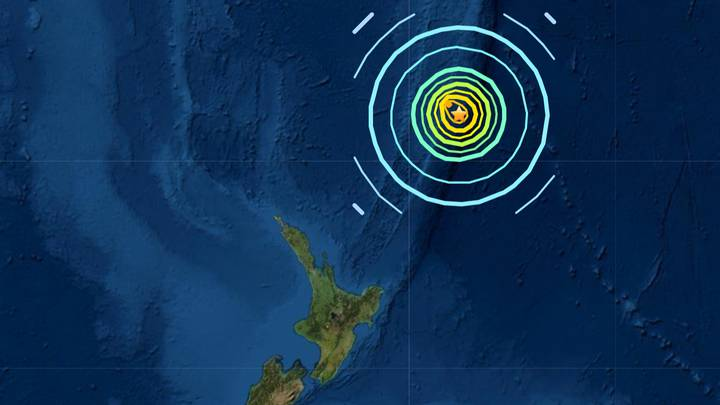 8.1 Magnitude Earthquake Sparks Major Tsunami Warning For New Zealand