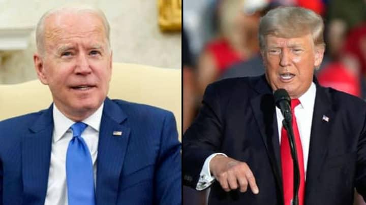 Donald Trump Calls Joe Biden's Presidency A 'Complete And Total Catastrophe'